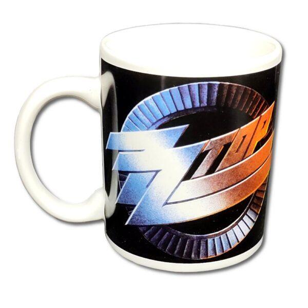 ZZ-Top - Mugg - Circle