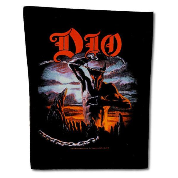 Dio - Ryggmärke - Holy Diver