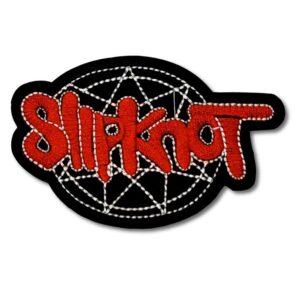 Slipknot - Tygmärke - Logo