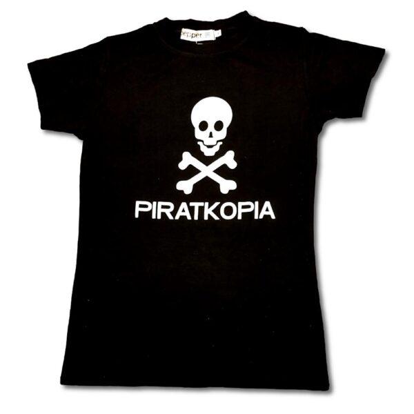 Pepper - T-Shirt - Piratkopia