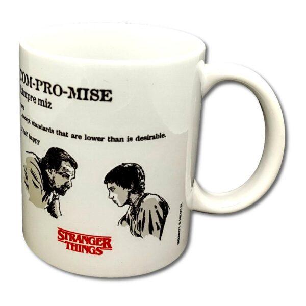 Stranger Things - Mugg - Compromise