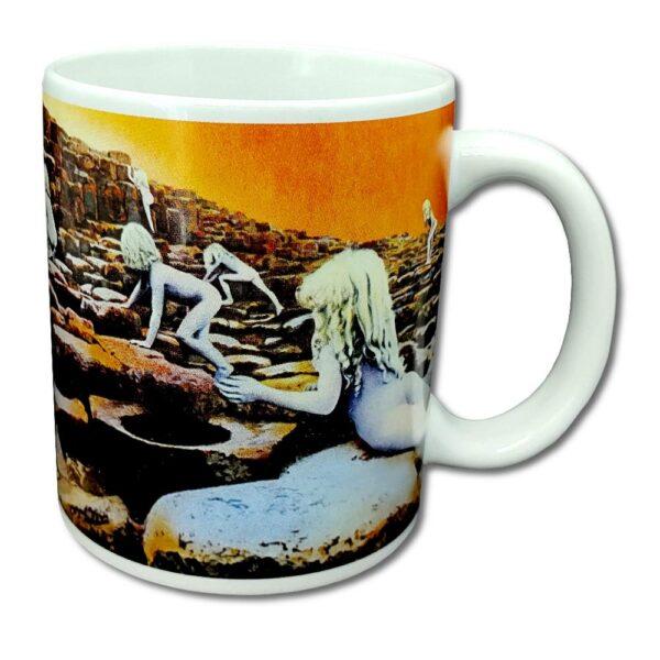 Led Zeppelin - Mugg - Houses of the Holy