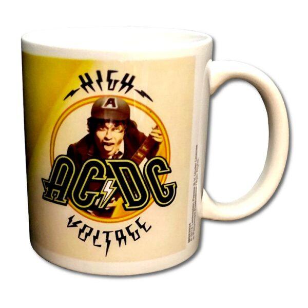 AC/DC - Mugg - High Voltage