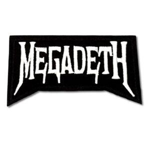 Megadeth - Tygmärke - Logo