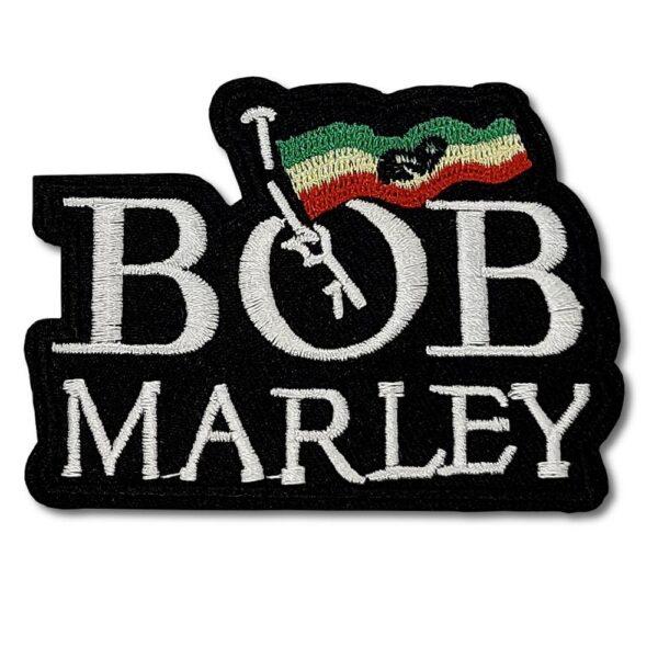 Bob Marley - Tygmärke - Logo
