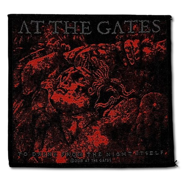 At The Gates - Tygmärke - To Drink From the Night Itself'